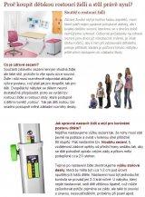 Proč koupit dětskou rostoucí židli a stůl právě nyní?